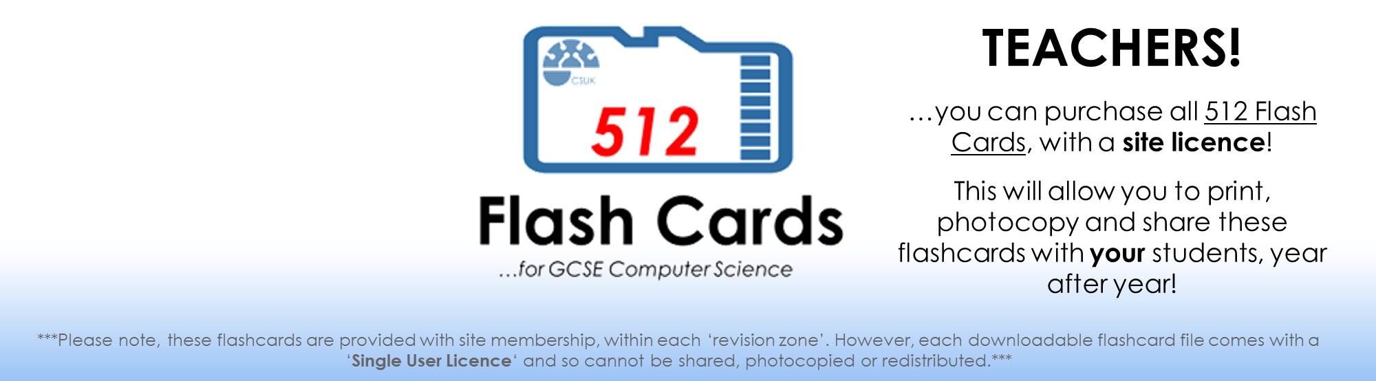 512 Flash Cards